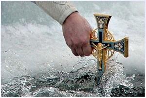 Крещение в 2014 году когда набирать воду