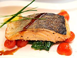 рыба-блюдо