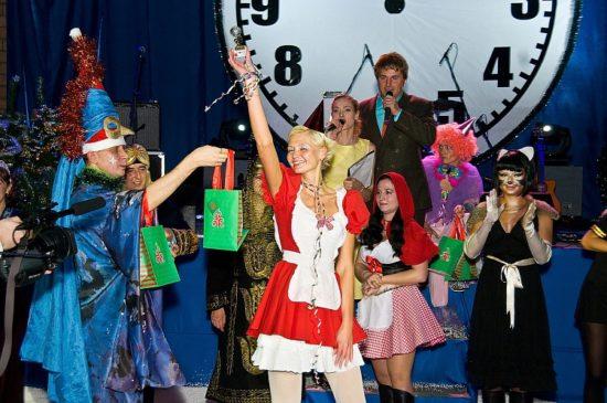 Участники мюзикла
