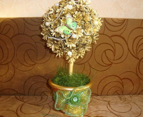 Новогоднее деревце