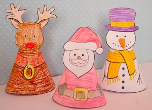 Поделки к Новому году своими руками для детского сада