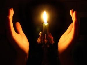 Гадание на Рождество в домашних условиях на свечах