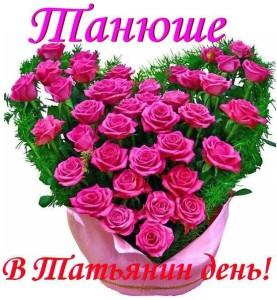 Смс поздравления с Днем Татьяны 25 января: короткие