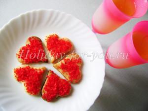 Печенье «Валентинки»: рецепт с фото