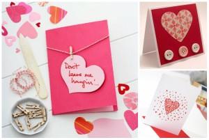 Валентинки на 14 февраля своими руками из бумаги