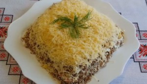 Салат из печени «Мечта»