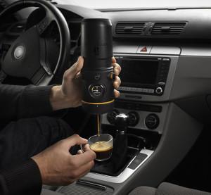автомобильная кофеварка