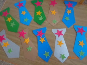 Поделки из бумаги к 23 февраля своими руками в детском саду