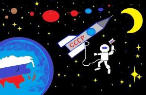 Короткие поздравления с Днем космонавтики в стихах