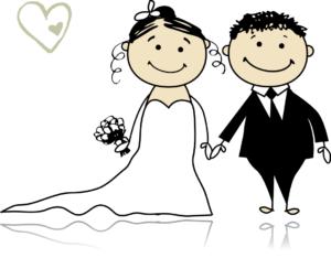 Тосты на свадьбу: прикольные в стихах, короткие