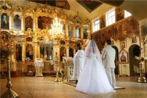Правила венчания после свадьбы