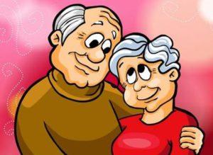 Сценарий на День пожилого человека в доме культуры с конкурсами