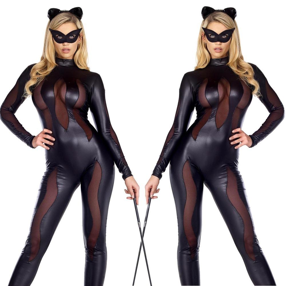 Женщина-кошка4
