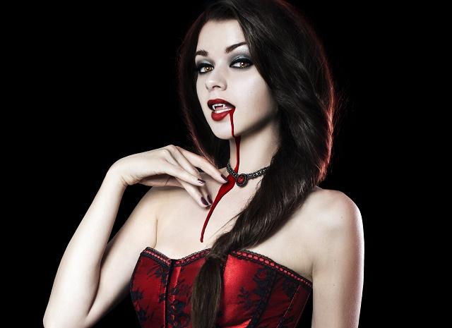 Вампирша1