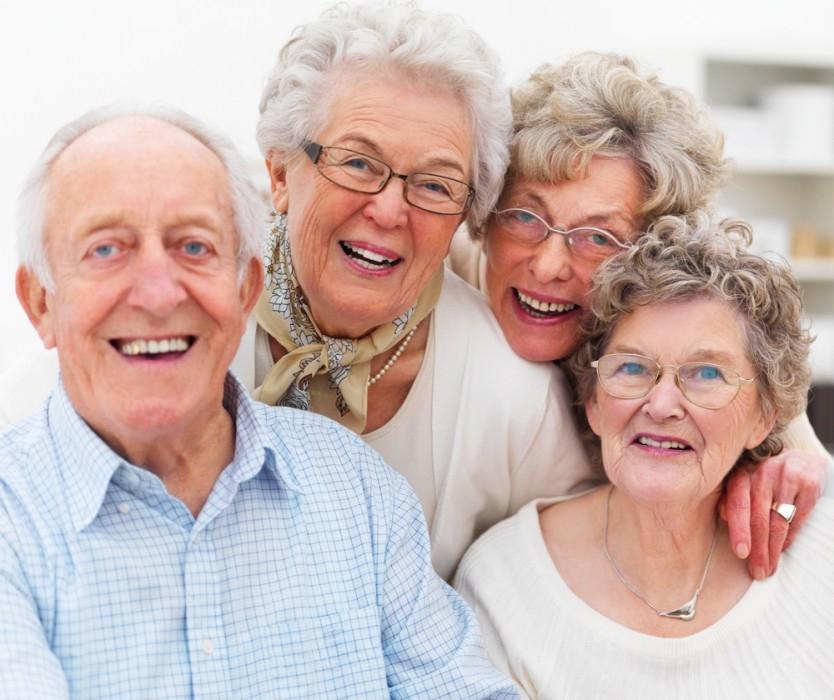 Сценарий на День пожилого человека для пенсионеров
