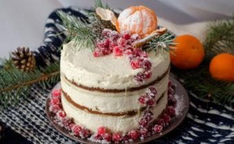 Рецепты тортов на Новый год 2019: простые и вкусные с фото и видео