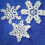 Милые снежинки