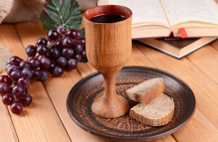вино в пост