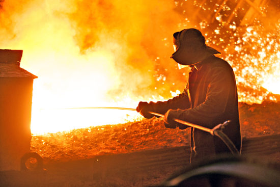 день металлурга