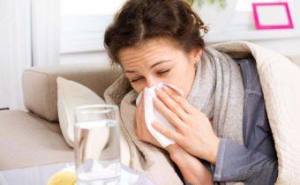 грипп у взрослых