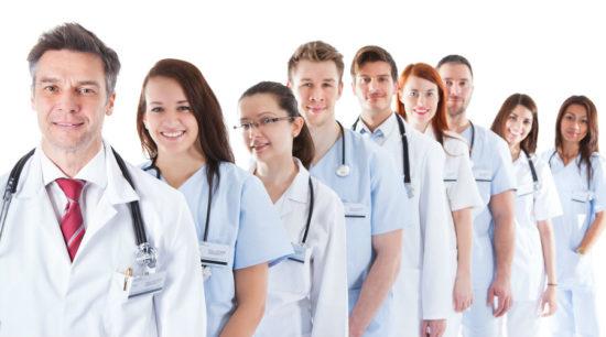 команда медиков