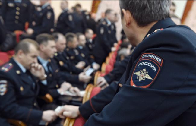 полиция форма 2019