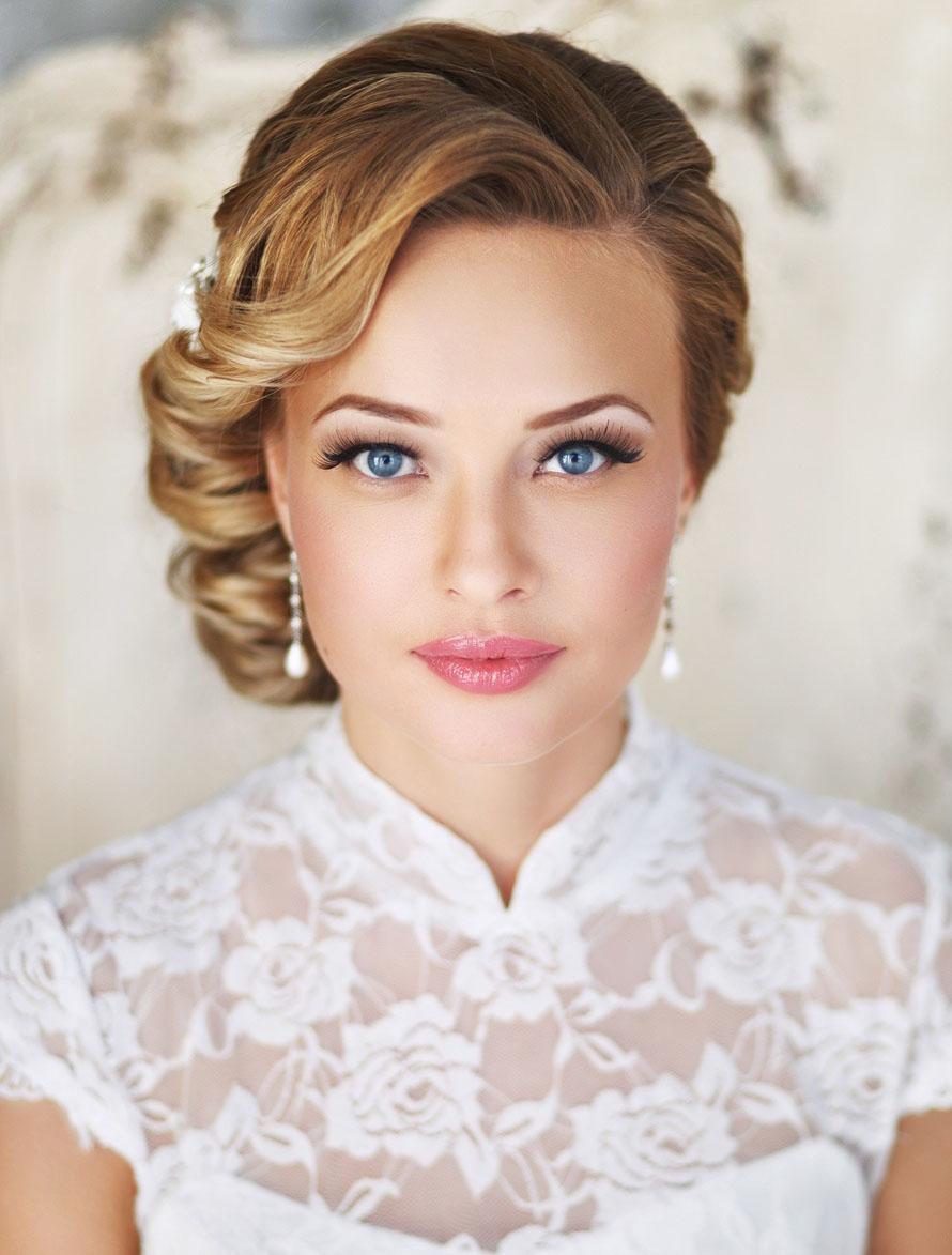 Отзыв свадебный макияж