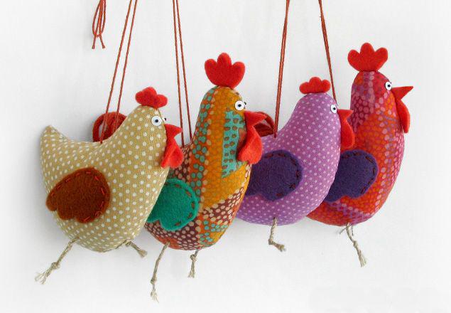 Петушки своими руками игрушки