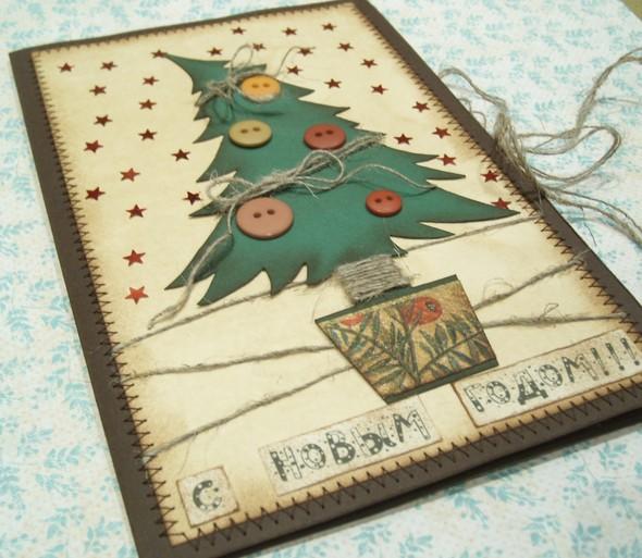 Картинки с новым годом своими руками
