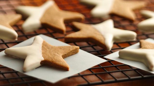 Печенье новогоднее рецепт с фото