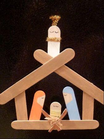 Детские поделки на тему новый год и рождество