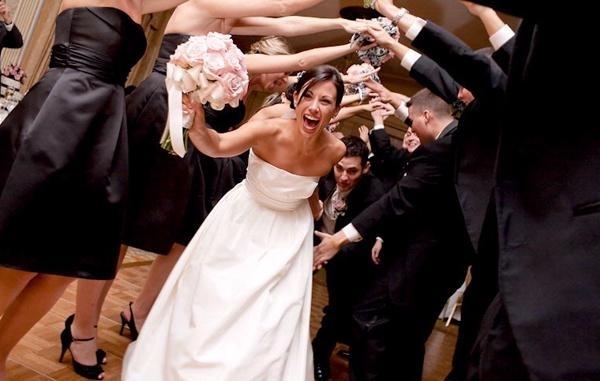 Конкурсы на свадьбу для жениха и невесты