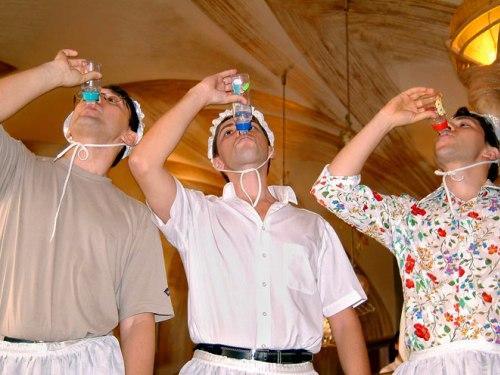 Конкурс со свистками для детей