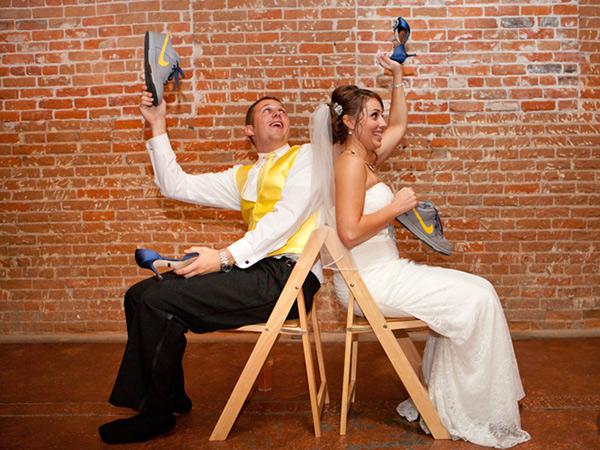 Свадьба конкурсы