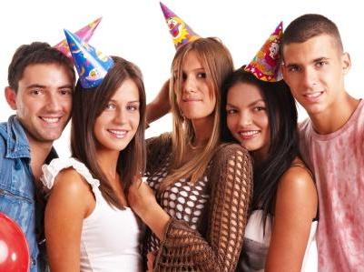 Конкурсы на день рождения для молодой компании