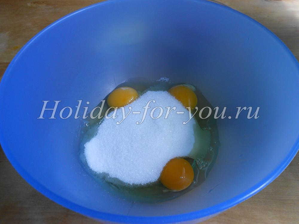 рецепт вкусного кекса в духовке на кефире