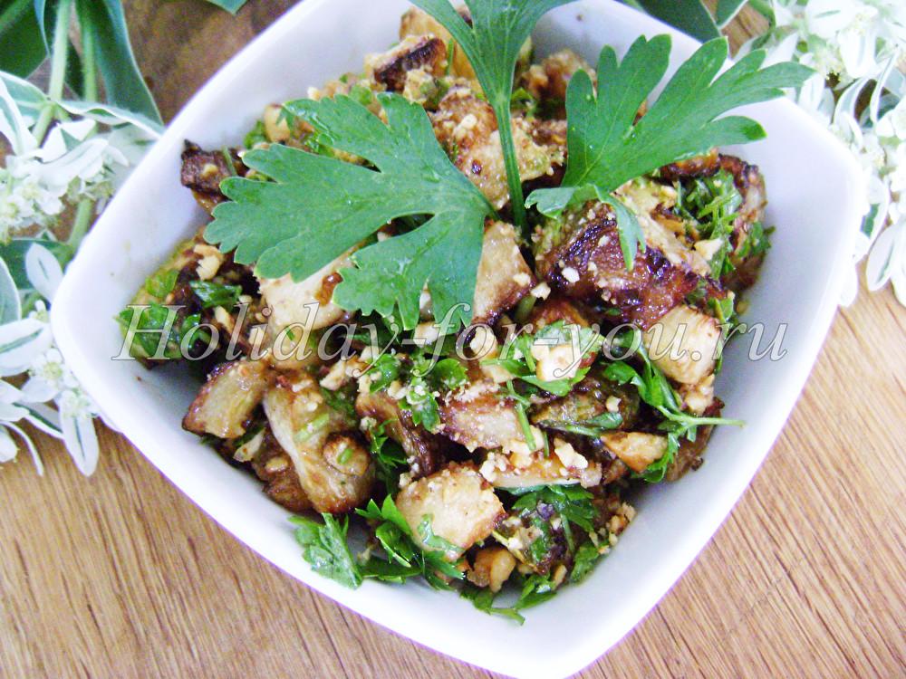 Простые блюда из кабачков с картошкой
