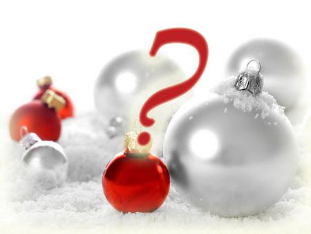 шуточные вопросы и ответы для детей на новый год
