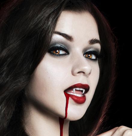 Как сделать лицо вампира в домашних условиях - New-trailer.ru