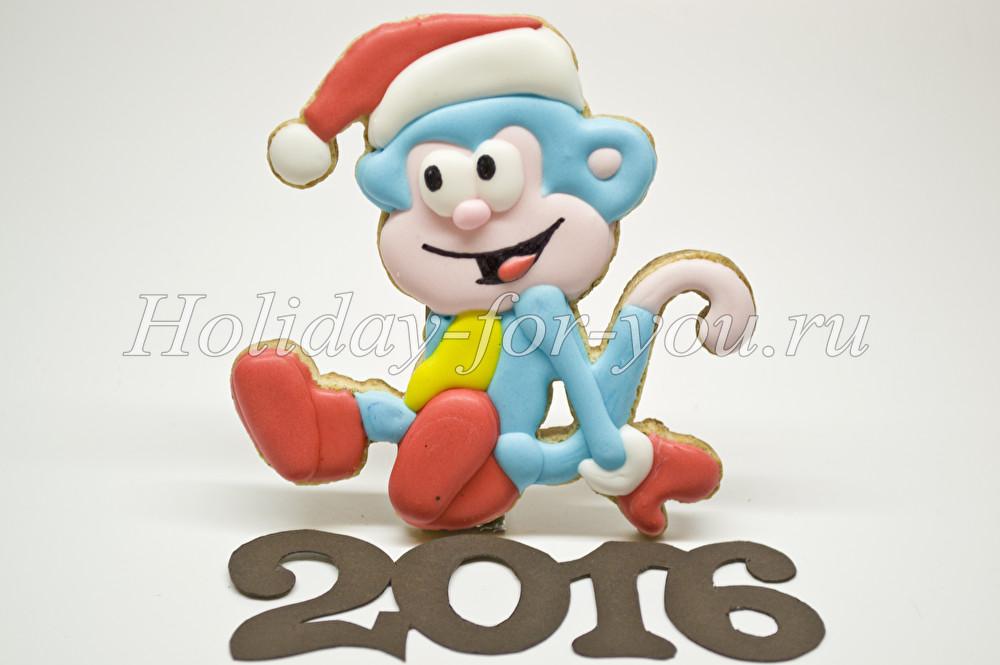 Печенье новогодние своими руками рецепт с фото