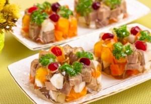 Рецепты Новогодних блюд с фото