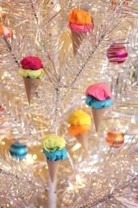 Мороженое на елку