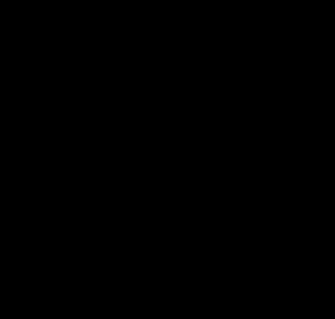 Трафарет петуха1
