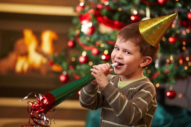 Игры на Новый год для семьи