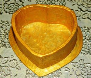 Коробка для конфет ко Дню влюбленных