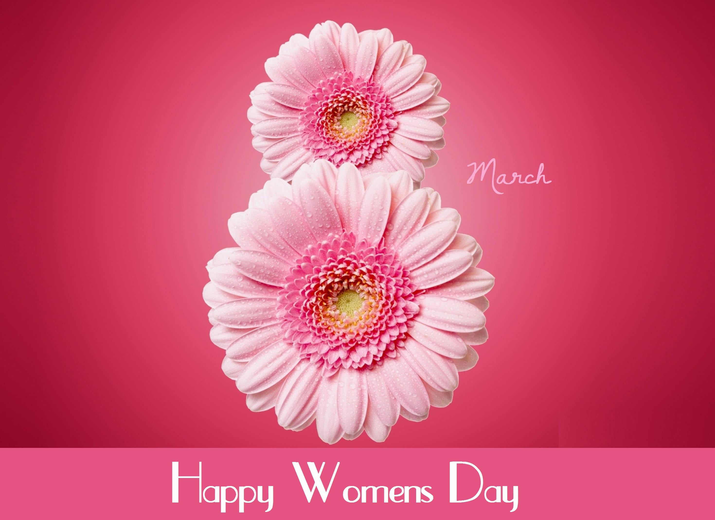 С женским днем пожелания поздравления