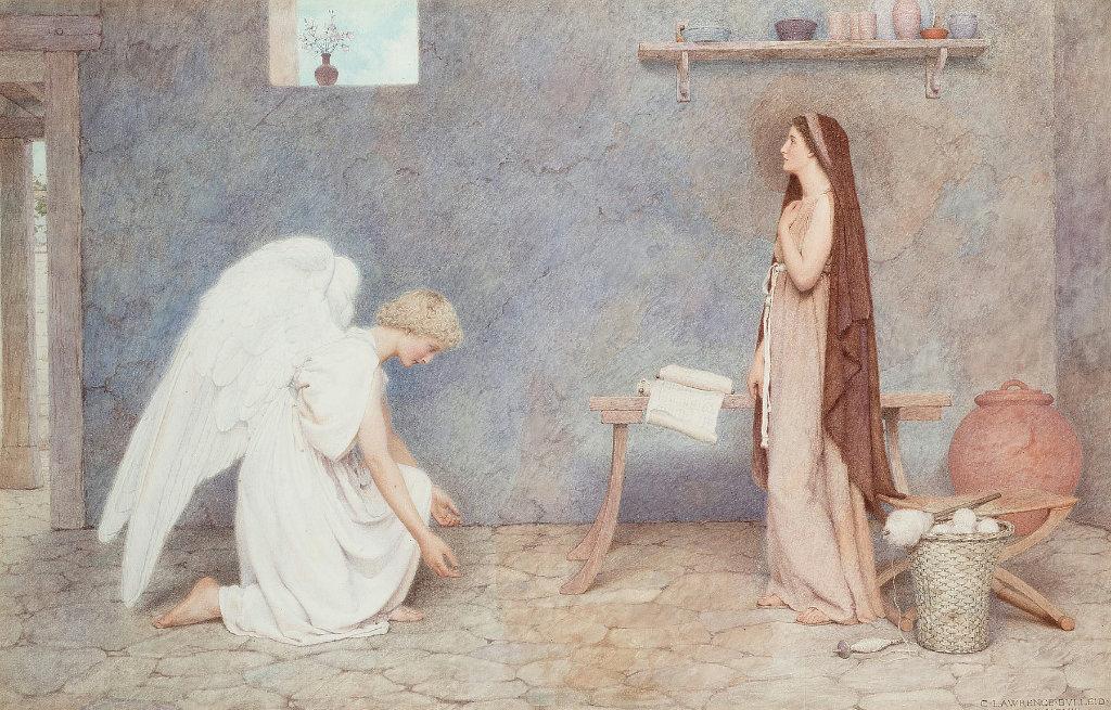 Благовещение: история праздника