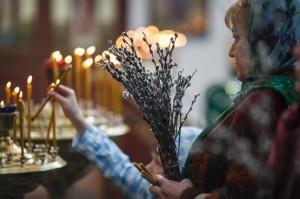 Когда Вербное воскресенье у православных