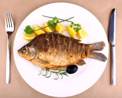 Рыбные дни в Великий пост