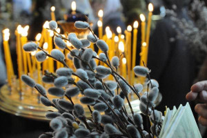 Вербное воскресенье: что делать в церкви